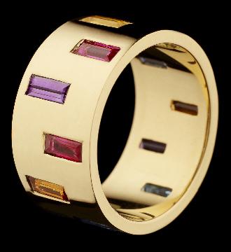 Hattie Rickards Jewelry Designer Gilded Butterfly